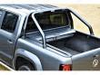 VW Mountain Top Roll - Black Roller Shutter