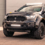Matte Black Predator Mesh Grille Ford Ranger Wildtrak