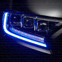 Predator Vision Tri-Projector Bugatti-style LED Headlights for the Ford Ranger 2016 on