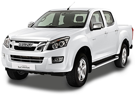 Isuzu D-Max 2012-2016 Double Cab Accessories