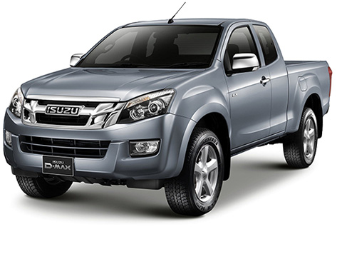 Isuzu D-Max 2012-2016 Extra Cab Accessories