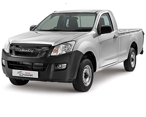 Isuzu D-Max 2012-2016 Single Cab Accessories