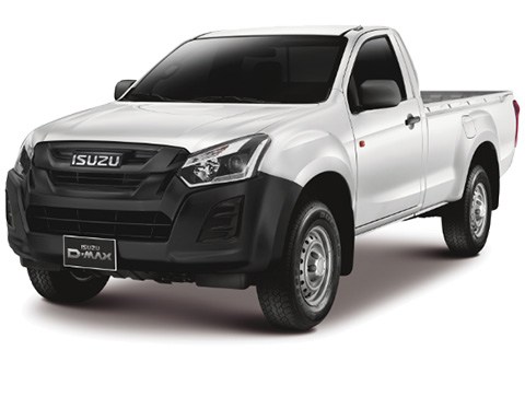 Isuzu D-Max 2017 Single Cab Accessories