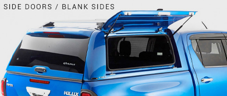 Shop for a commercial hardtop canopy for your pickup