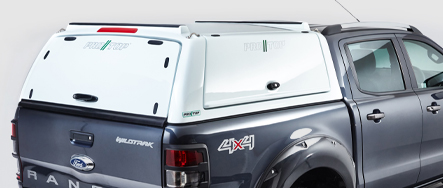 Shop for a Pro//Top hardtop, these are canopies for tradespeople