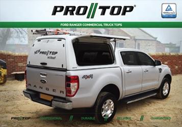 Ford Ranger Pro//Top Brochure Download