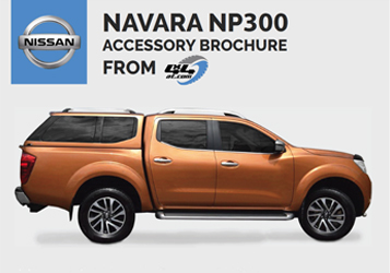 Nissan Navara Accessories - Brochure Download