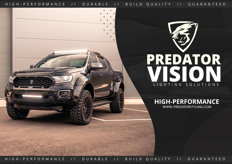 Predator Vision - Brochure Download
