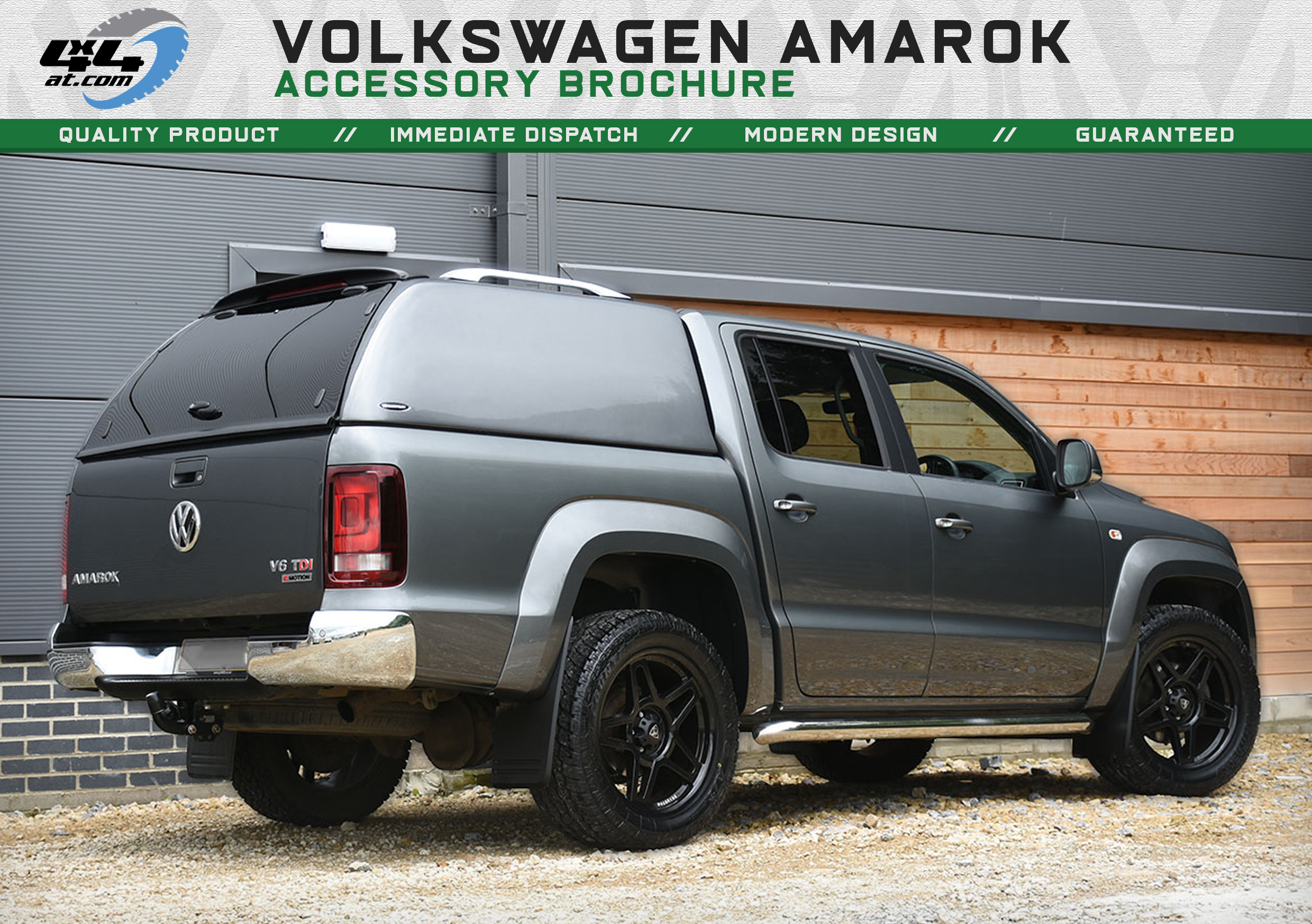 VW Amarok Accessories - Brochure Download