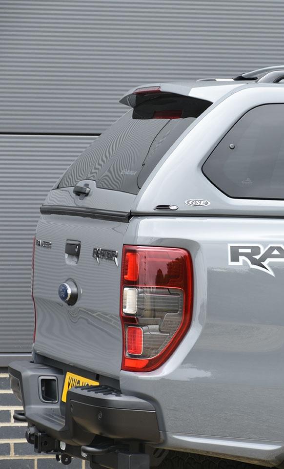 Ford Ranger Alpha GSE Hardtop Canopy