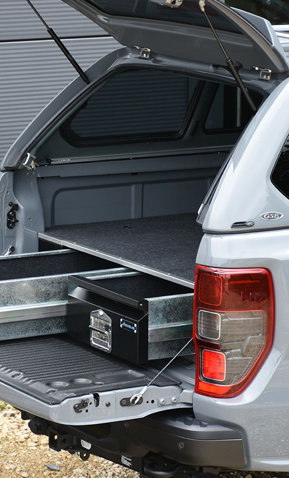 Leisure Trucktop Hardtop Canopy for Pickup