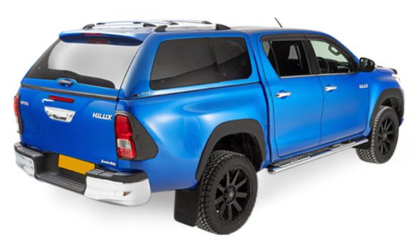 Alpha GSR Pickup Truck Canopy