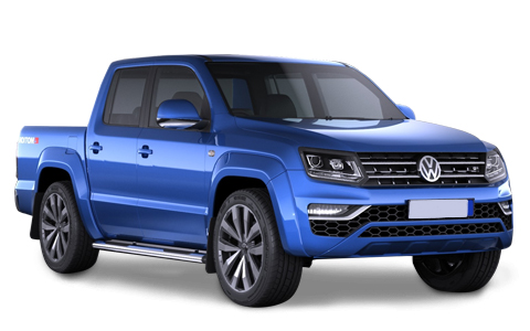 Shop for VW Amarok accessories for models from 2017 on