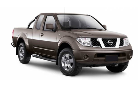 Nissan Navara D40 King Cab accessories, from 2005 to 2010