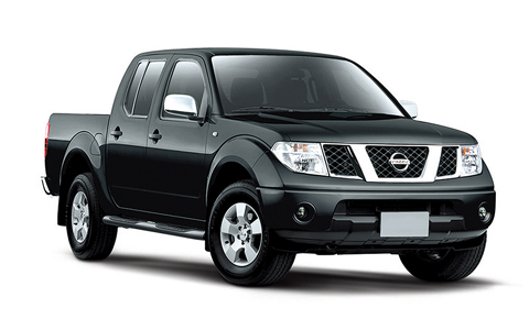 Nissan Navara D40 Double Cab accessories, from 2005 to 2010