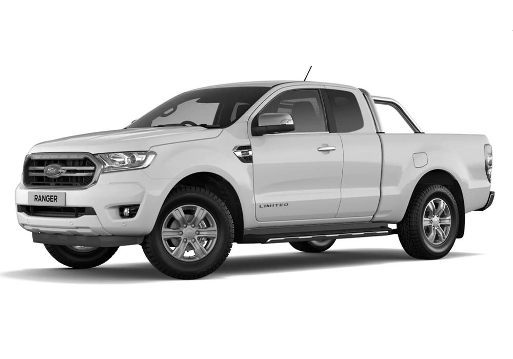 2019 Ford Ranger Limited