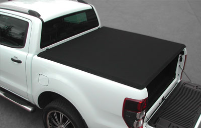 Taught finish of the closed Tonneau cover