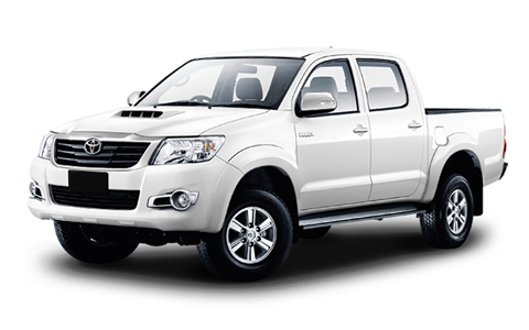 Toyota Hilux Double Cab 2012 to 2016 Accessories