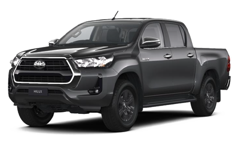 Toyota Hilux Double Cab 2021 On Accessories