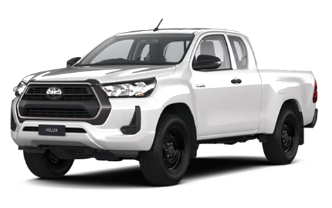 Toyota Hilux Extra Cab 2021 On Accessories