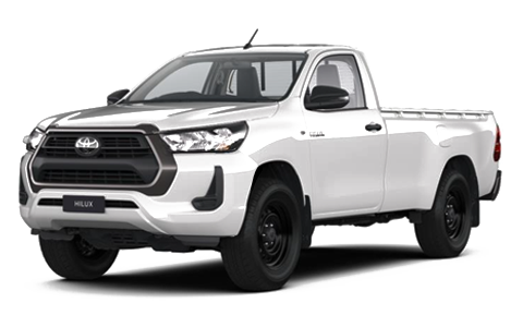 Toyota Hilux Single Cab 2021 On Accessories