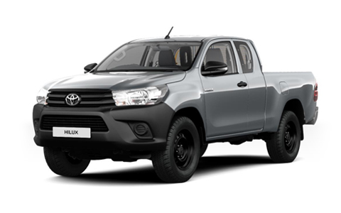 Toyota Hilux Extra Cab 2016 Accessories