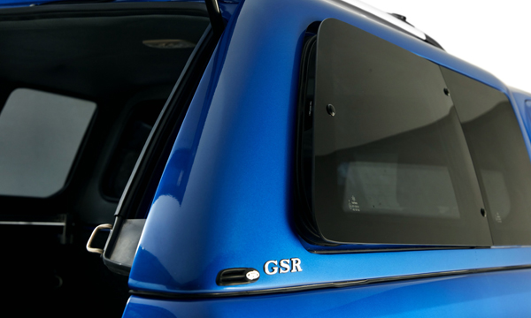 Stylish and durable Alpha GSR Hard Top