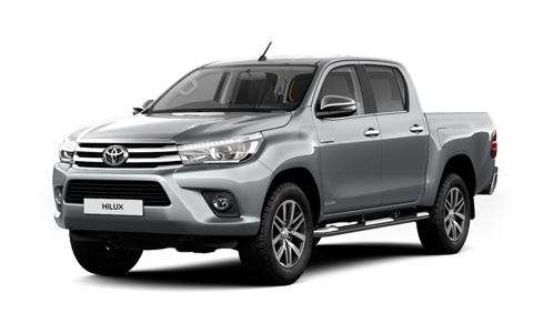 Toyota Hilux Double Cab 2016 Accessories
