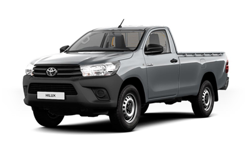 Toyota Hilux Single Cab 2016 Accessories