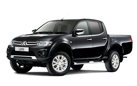 Mitsubishi L200 Long Bed accessories, for models from 2010 to 2015