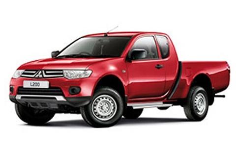 Mitsubishi L200 Club Cab 2010 to 2015 Accessories