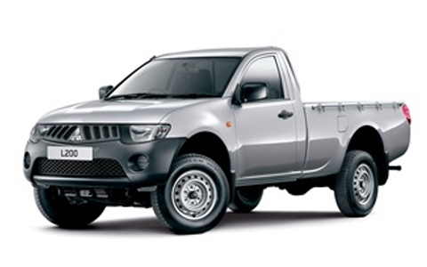 Mitsubishi L200 MK6 Single Cab accessories, for models from 2010 to 2015