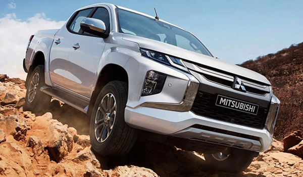 New Mitsubishi L200 Series 6