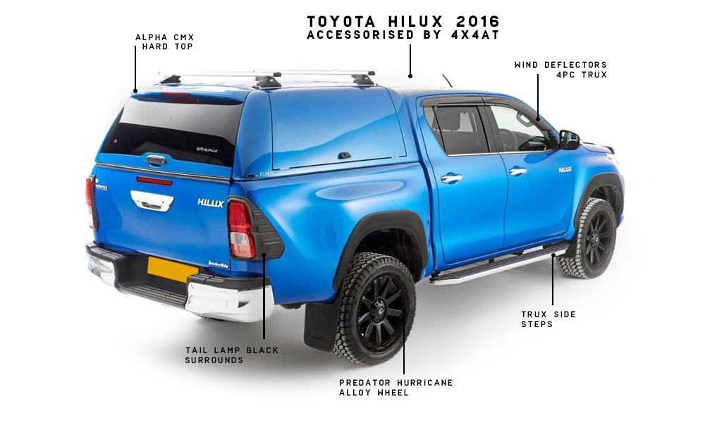 Toyota Hilux Main