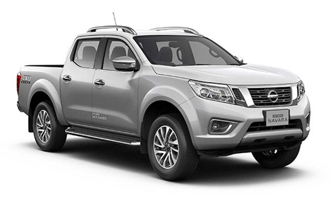 Nissan Navara NP300 Double Cab 2015 Accessories