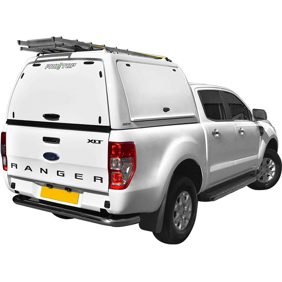 Pro//Top High roof Gullwing on a Ford Ranger