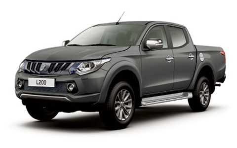 Mitsubishi L200 Double Cab Series 5 accessories, for models from 2015 to 2019