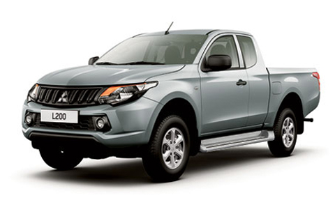 Mitsubishi L200 Club Cab Series 5 accessories, for models from 2015 to 2019