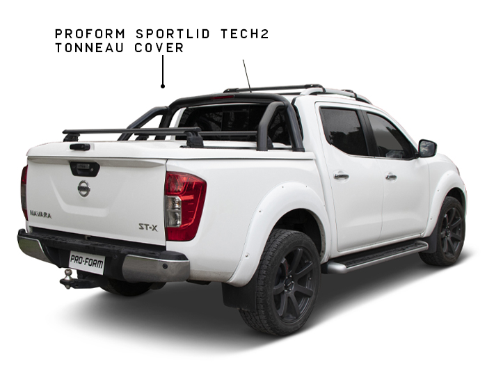 Proform SportLid Tech2 Tonneau Cover