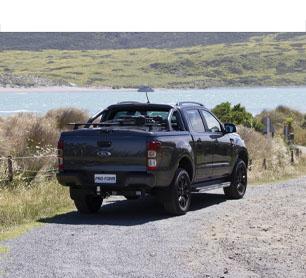 Tech2 SportLid on Ford Ranger