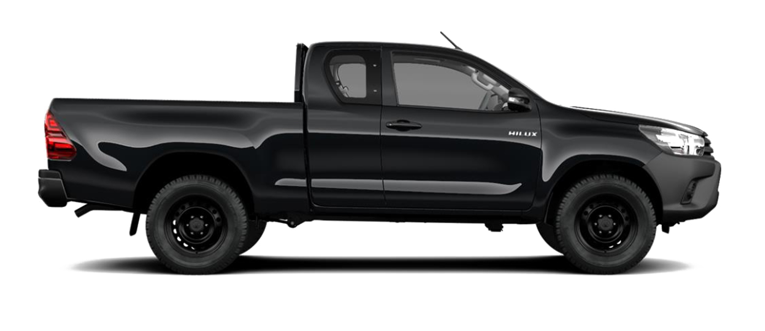 Toyota Hilux Extra Cab