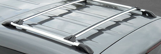 Roof Rack System fitted to a Truck Top