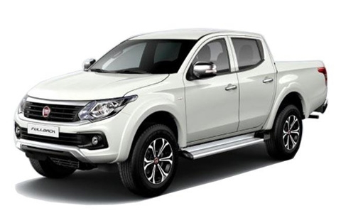 Fiat Fullback Double Cab 2016 Accessories
