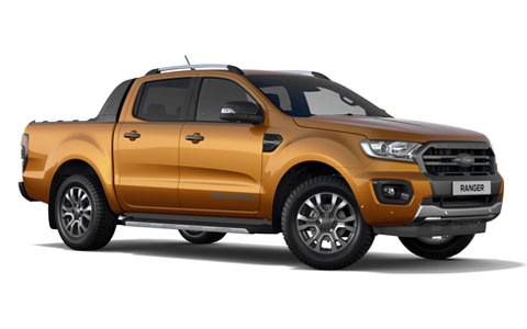 Ford Ranger Double Cab 2019 On