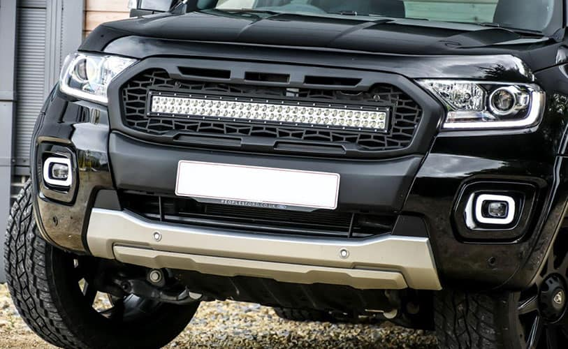 Predator Vision lighting integration kits on the Ford Ranger
