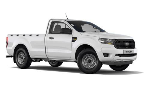 Ford Ranger Regular Cab 2019 on accessories