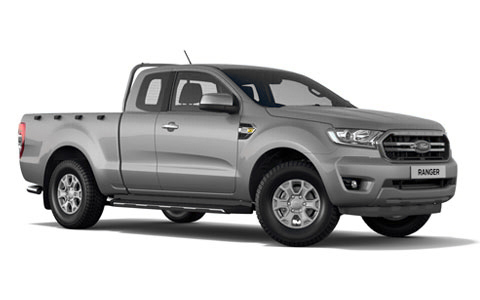 Ford Ranger Super Cab 2019 on accessories