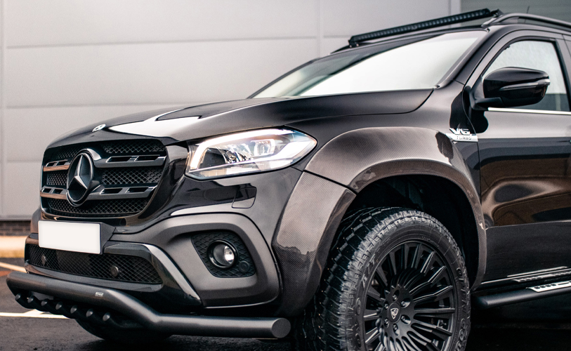 Mercedes X-Class 2021 Accessories