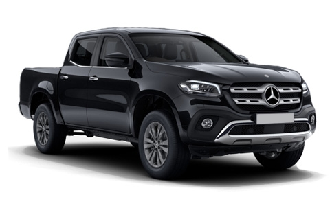 Find accessories for your Mercedes-Benz X-Class pickup