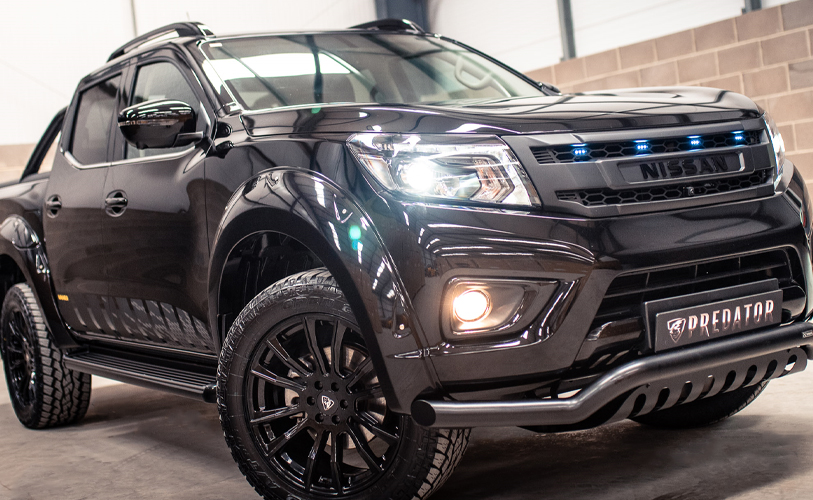 Nissan Navara NP300 Accessorised With Predator Equipment